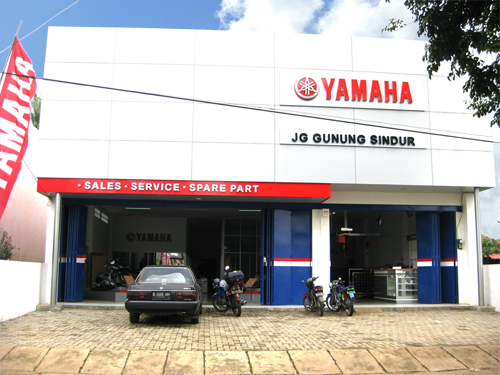 JG Gunung Sindur - Dealer Resmi Yamaha
