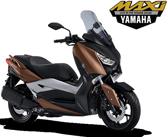 Gambar Motor Yamaha Xmax